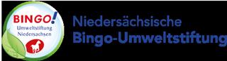 Niedersächsische Bingo-Umweltstiftung Logo